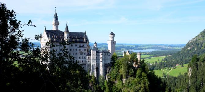 城堡篇 — 重走新天鹅堡