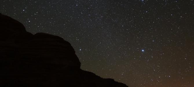 走在约旦(3) — 银河无去路